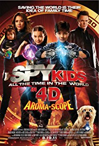FMovies   Watch Spy Kids 4: All the Time in the World ...