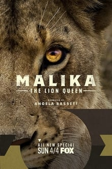 Malika the Lion Queen